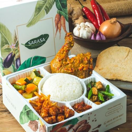 Nasi Campur Medan