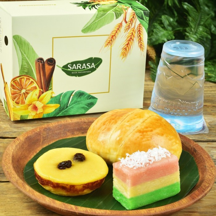 Snack Box Isi 3